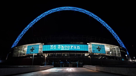 Ed Sheeran Wembley 2018