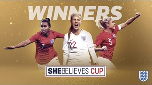 SheBelieves Cup winners