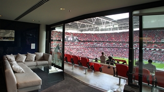 A Club Wembley Private Box