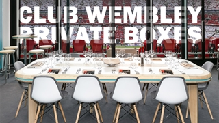 Club Wembley Private Box