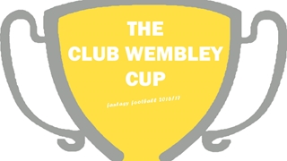 The Club Wembley Cup 2016/17