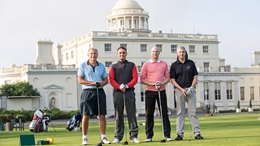 Bobby Moore Club Golf Day 2014