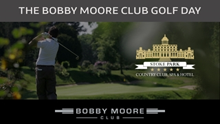 The Bobby Moore Club Golf Day at Stoke Park