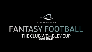 The Club Wembley Cup - Fantasy Football Competition